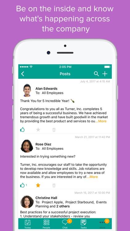 BizChat: Team Communication screenshot-3