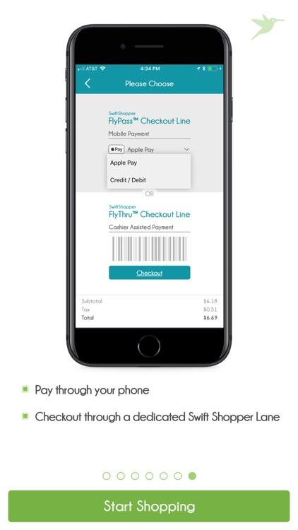 Swift Shopper Weekly Shopping screenshot-5