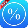 % Porcentage Calculator Pro
