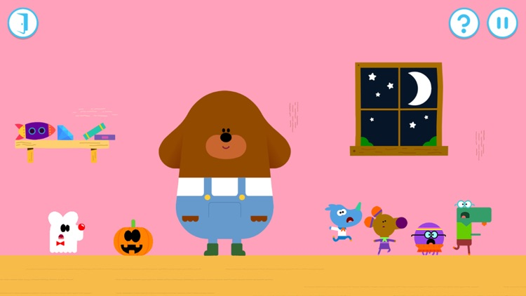 Hey Duggee: The Spooky Badge screenshot-3