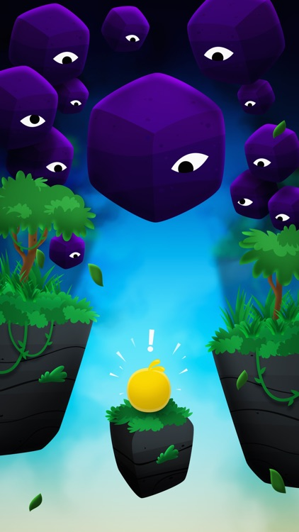 Bouncy Heroes: Jumping Quest screenshot-4