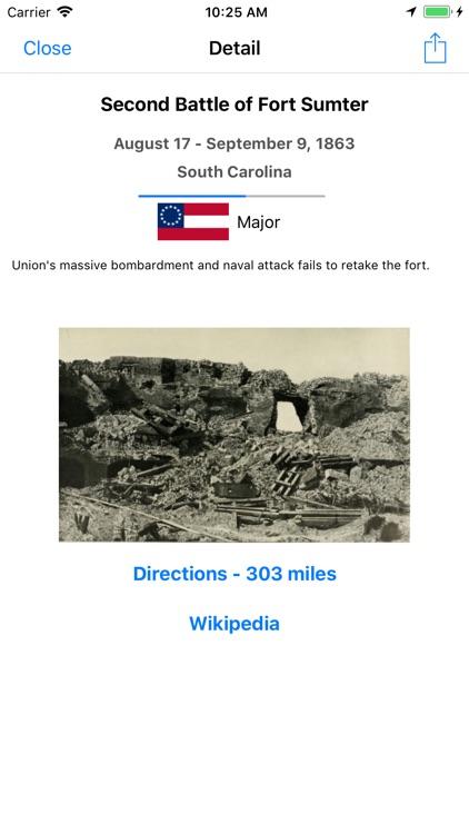 Civil War Battles screenshot-3
