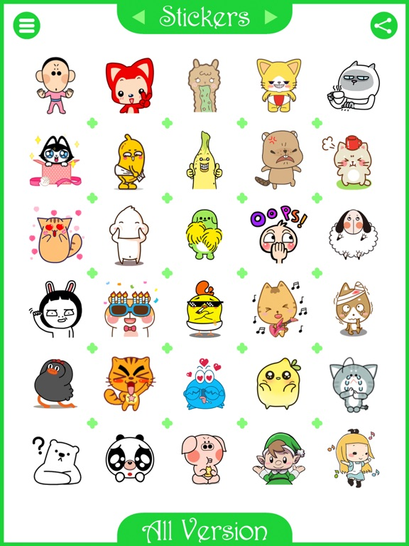 Stickers for WhatsApp ^^-ipad-0