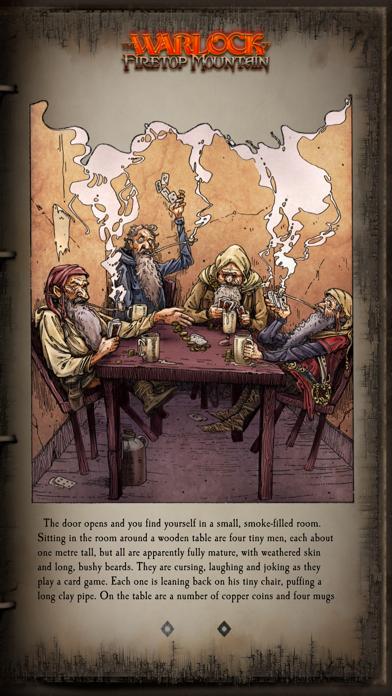 Fighting Fantasy Classics screenshot 4
