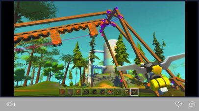 Game Net for - Scrap Mechanic Screenshots
