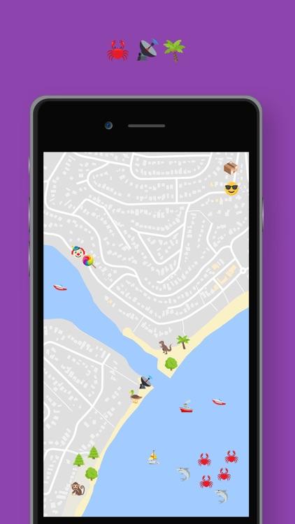 emojiGo - Rate your Location