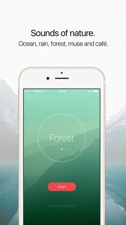 Tide Lite: Natural Focus Timer screenshot-3