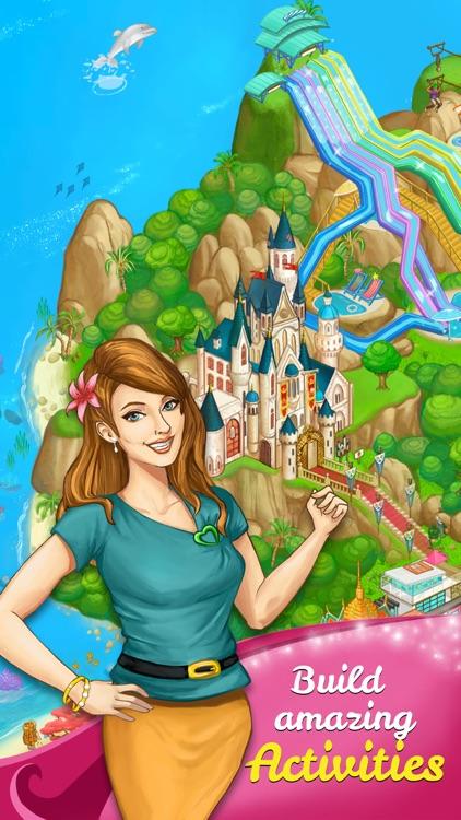 Eden Isle: Resort Paradise screenshot-0