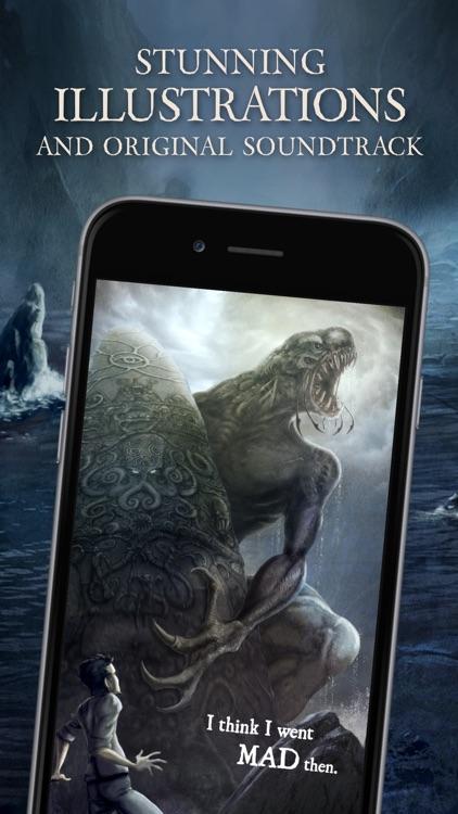 iClassics: H.P. Lovecraft screenshot-4
