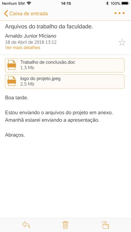 UOL Mail screenshot-3