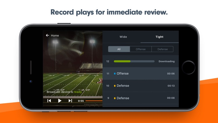 Hudl Sideline screenshot-1