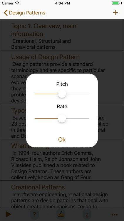 Design Patterns Interview screenshot-8