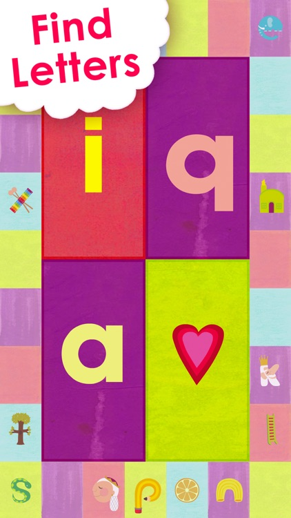 abc WOW! Kids Alphabet Letters