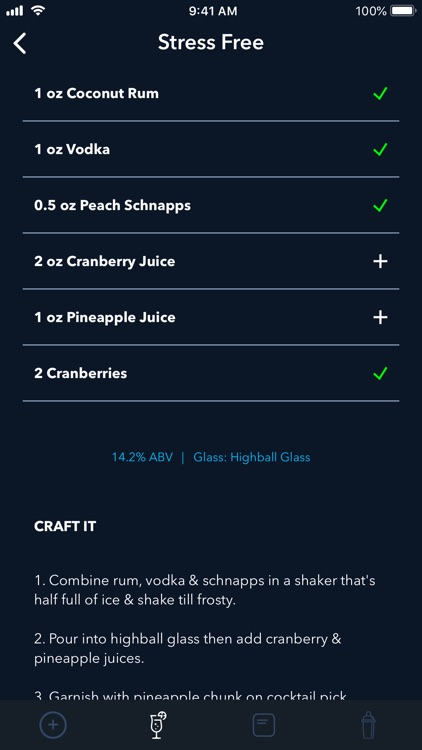 typsi - Cocktails Made Easy screenshot-4