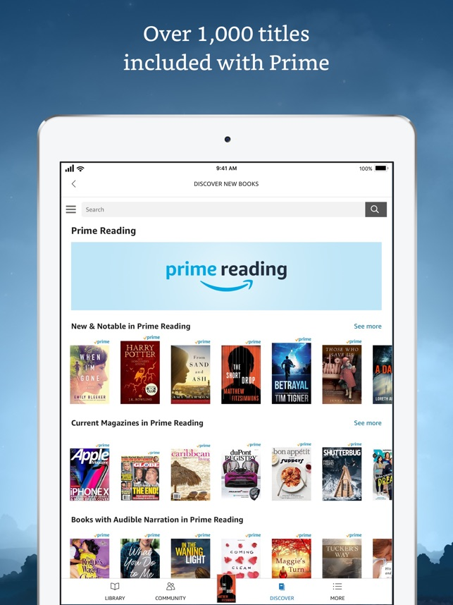 Amazon kindle on the app store fandeluxe Gallery