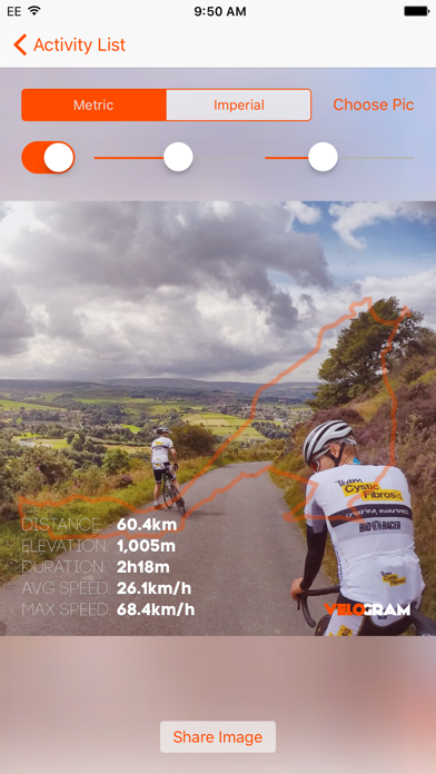 download Velogram for Strava Cycling apps 4