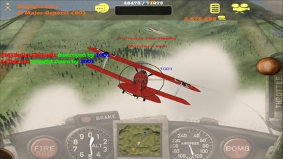 Screenshot #1 pour Dogfight Elite