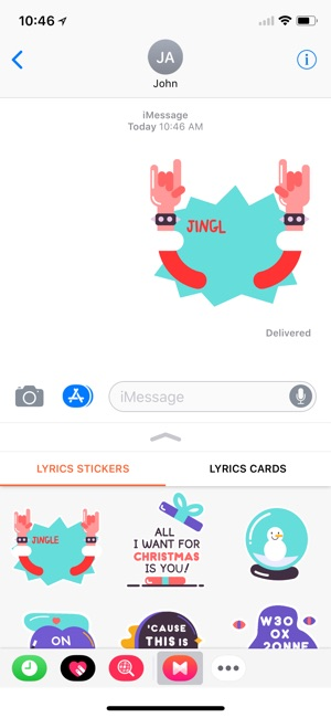 Musixmatch Lyrics Finder Screenshot