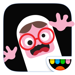 Toca Boo app