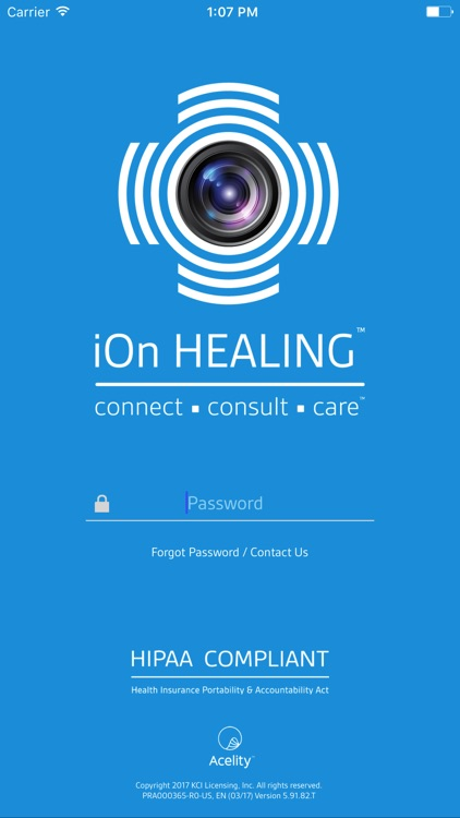 iOn HEALING screenshot-0