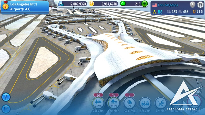 AirTycoon Online 3截图3