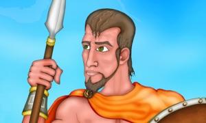 The Odyssey (Adventure) - cyclops vs odysseus