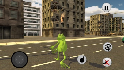 Amazing Frog Simulator City Screenshot 4