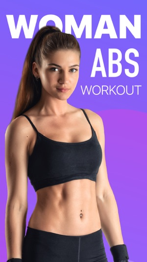 Female abs thumbs