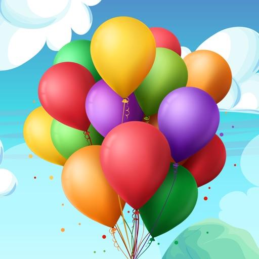 3 in 1 Fly Balloon Pop iOS App