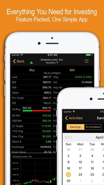 Stocks Live: Best Stock Market screenshot-3