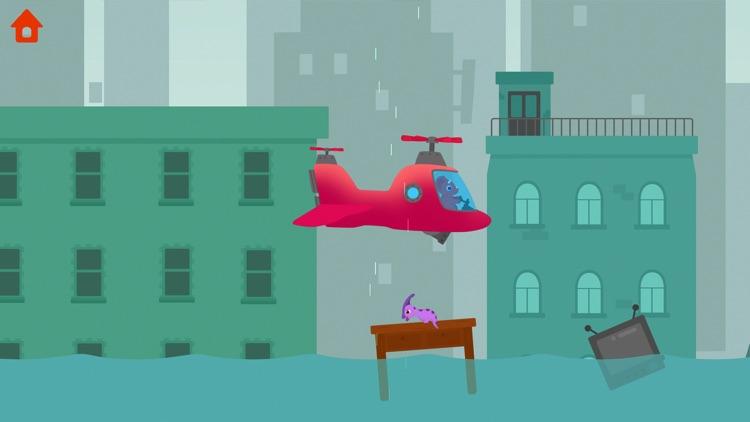 Dinosaur Helicopter screenshot-6