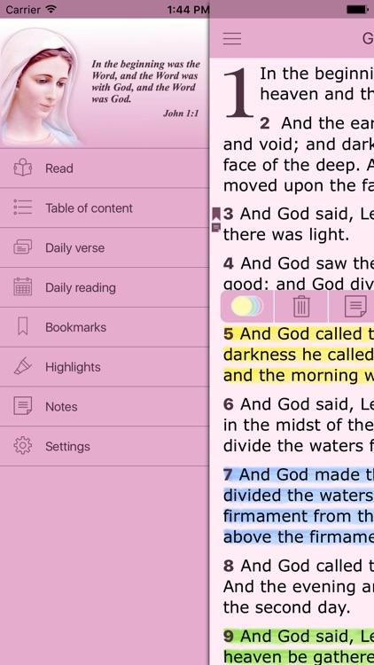 Women's Bible Audio Scripture