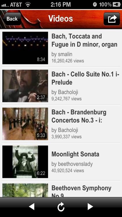 Classical Masters - Anywhere Artist screenshot-3