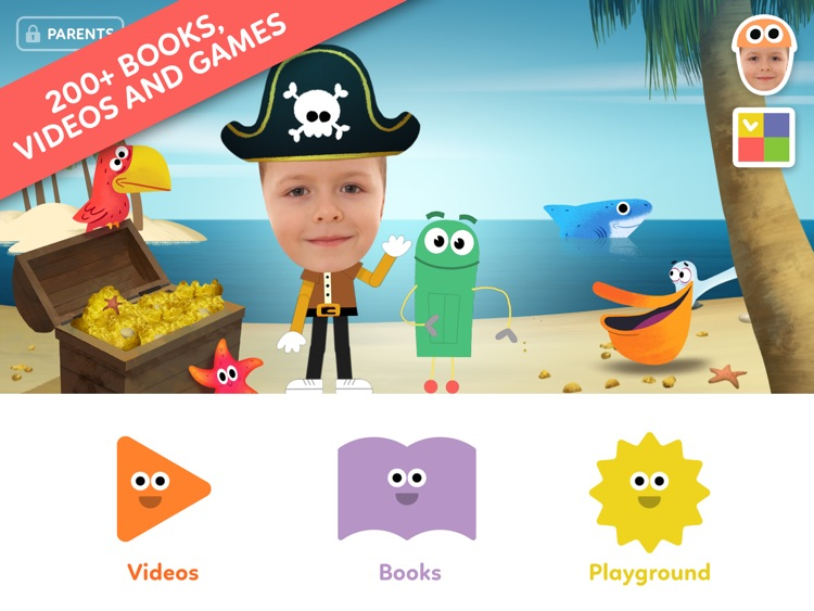StoryBots - Learning & Fun screenshot-0