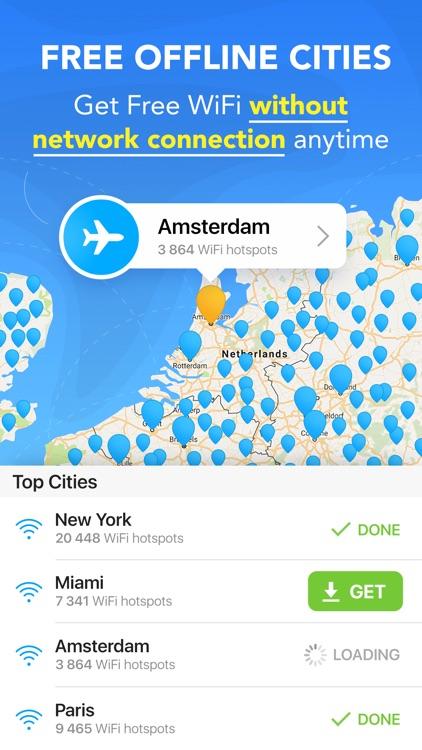 WiFi Map - Get Free Internet screenshot-3