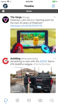 Tweetbot 5 for Twitter iphone images