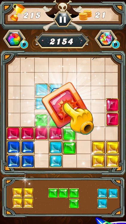 Dolphin Block Puzzle screenshot-1