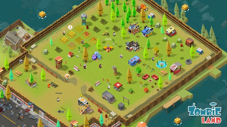 Land of Zombie screenshot-0