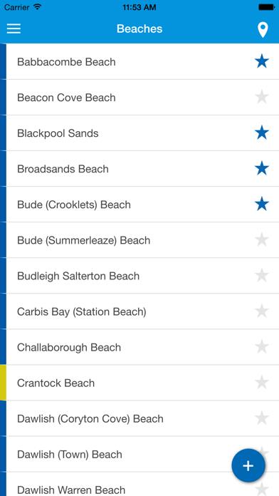 Beachlive screenshot three