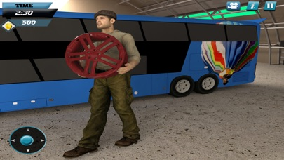 Foto do Duplo Decker ônibus Mecânico