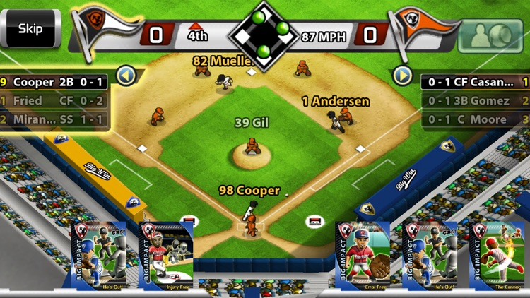 Big Win Baseball 2018 screenshot-5