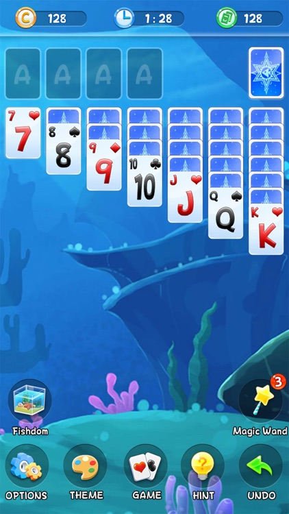 Solitaire∞ screenshot-3