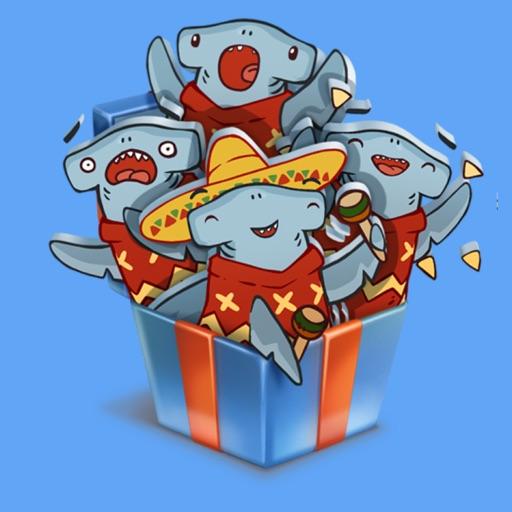 Shark STiK Sticker Pack