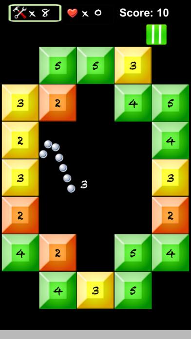 Blocks Vs Snakes screenshot one