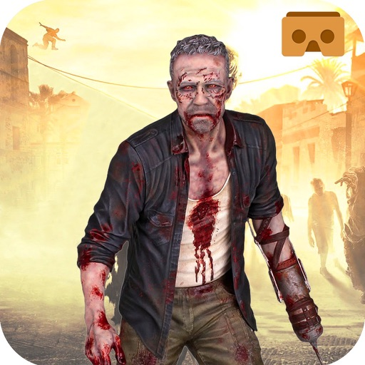 VR Zombie Survival Shooter