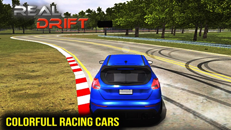 Extreme Car Racer Real Drift on streets 3D Game screenshot-4