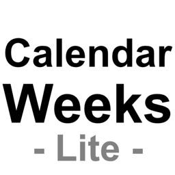 CalendarWeeksLite