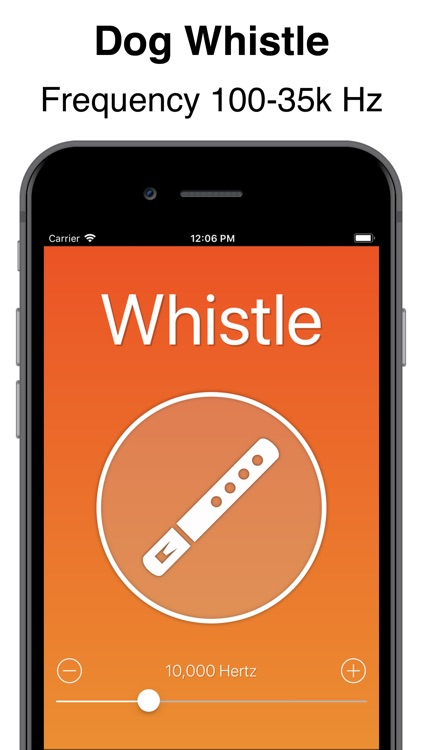 iTrainer Dog Whistle & Clicker