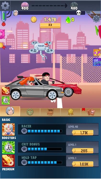 Clash Rider - Clicker Tycoon screenshot-4