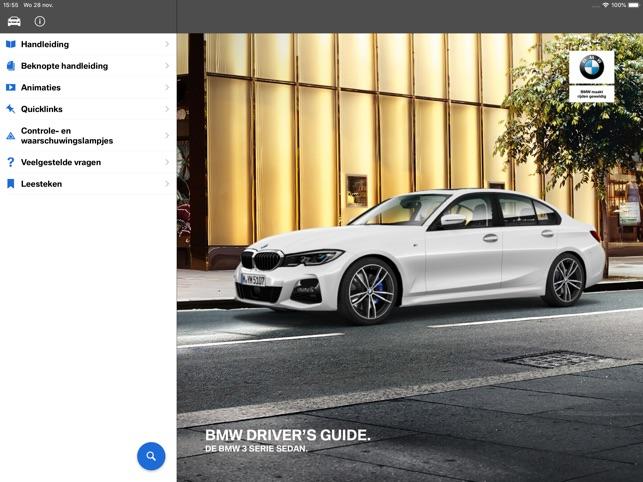Bmw Driver S Guide In De App Store